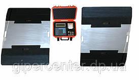 Весы автомобильные ВПЕ-ВАПО-2 (20 тонн) подкладные мобильные