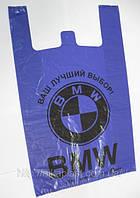 Пакет п/эт М-7 с BMW  (50шт)