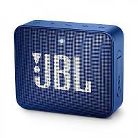 Акустическая система JBL GO 2 Deep Sea Blue (JBLGO2BLU)