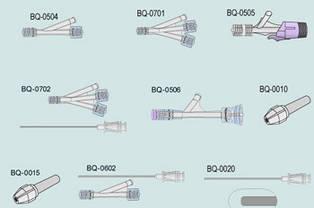 Одинарний Y-клапан для ангіопластики
