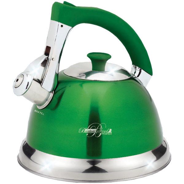 Чайник со свистком Barton Steel BS-3306 3 л