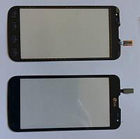 LG L90 D410 сенсорний екран, тачскрін чорний