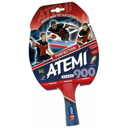 Ракетка для настольного тенниса ATEMI 900 сертифицирована ITTF, фото 2