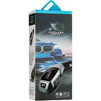 FM-модулятор для автомобиля FM X5 Bluetooth, фото 1