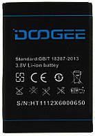 Аккумулятор АКБ для Doogee X5 Max | X5 Max Pro (Li-ion 3.8V 4000mAh) Оригинал Китай