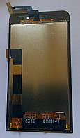 Дисплей LCD + тачскрин для ASUS Zenfone 4.5 A450CG тестований