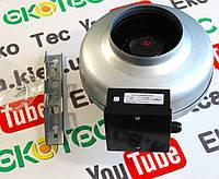 Вентилятор канальный круглый Турбовент ВК-125