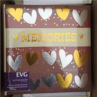Фотоальбом EVG Memories  200ф. 10x15см.
