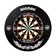 Фирменный набор для игры в дартс Winmau LED Lux, фото 3