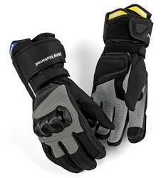 Оригінальні мотоперчатки BMW Motorrad Two In One Tech Glove, Black, артикул 76211541346