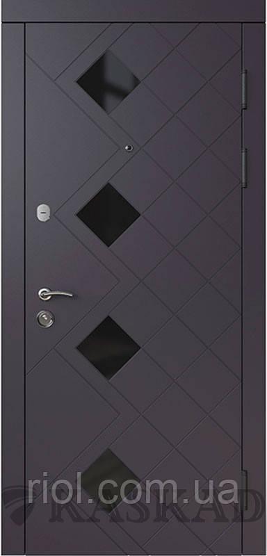 Дверь входная металлическая Карат серии Классик ТМ Каскад