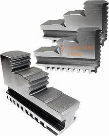 Кулачки прямые к токарному патрону ф250 (шаг 10), фото 2