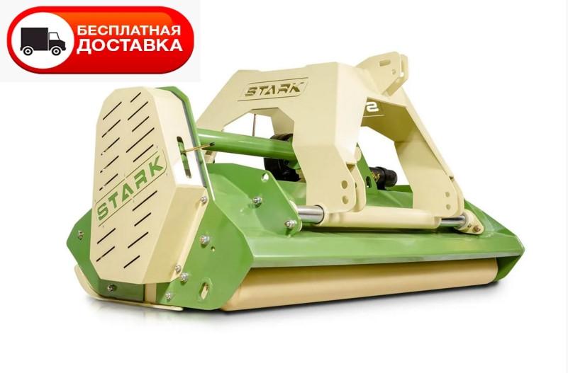 Мульчирователь KDX 240 Profi STARK c гидравликой (2.40 м, молотки)