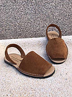 Качественные испанские сандалии MENORQUINA, фото 1