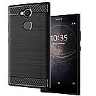 Противоударный чехол Rugged Carbon для Sony Xperia L2 (h4311), фото 2