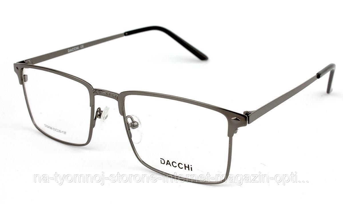 Оправа для очков металлическая Dacchi D32436-C3
