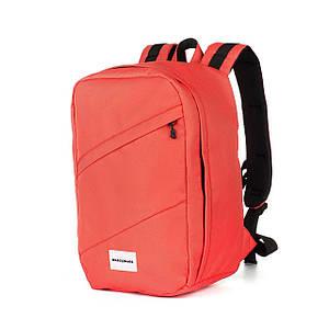 Рюкзак 40x25x20 см. WASCOBAGS RW Coral для ручной клади коралловый