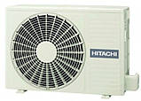 Кондиціонер Hitachi RAK25RPD/RAC25WPD STANDARD INVERTER R32, фото 4