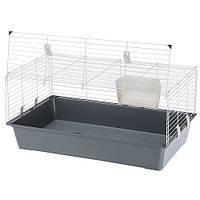 Клітка для кроликів Ferplast Rabbit 100EL з дверцятами, що відкривається