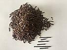 Глазурь шоколадная кондитерская черная Elite соломка, фото 2