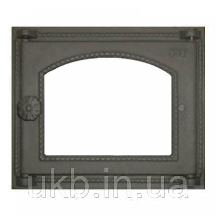 Дверца печная 290*350 мм SVT 451 / Дверцята пічні 290*350 мм SVT 451, фото 2