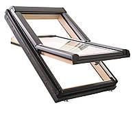 Мансардні дахові вікна Roto Designo WDF R45 H WD AL Мансардные окна