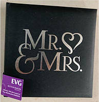 Фотоальбом EVG MR&MRS 200ф. 10x15см.