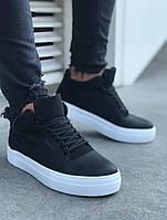 Мужские кроссовки Chekich CH004 Black/White, фото 1