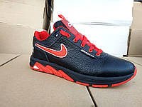 Подростковые кожаные кроссовки для мальчика 35-39 р-р