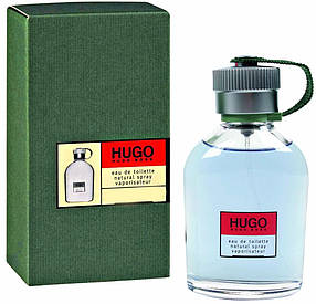 Hugo Boss Hugo Boss (зеленый) - бодрящий, гармоничный аромат духи мужская туалетная вода | Реплика