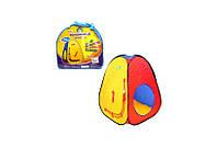 """Палатка  PLAY SMART 5003 """"Волшебный домик"""" в сумке 70*70*95 ш.к./24/"""