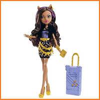 Кукла Monster High Клодин Вульф (Clawdeen Wolf) из серии Travel Scaris Монстр Хай