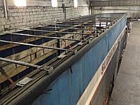 Замена роликов  сдвижных крыш полуприцепов и прицепов