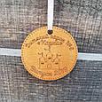 Деревянная медаль выпускника, фото 3