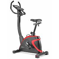 Велотренажер электронный вертикальный Hop-Sport HS-005H Host для дома и спортзала