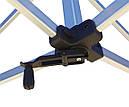 Шатер раздвижной  палатка павильон HE SHAN AL3340-600PU 3м х 3м, фото 7