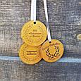 Деревянная медаль выпускника, фото 2