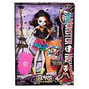 Кукла Monster High Скелита Калаверас (Skelita Calaveras) из серии Travel Scaris Монстр Хай, фото 10