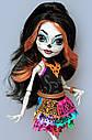 Кукла Monster High Скелита Калаверас (Skelita Calaveras) из серии Travel Scaris Монстр Хай, фото 8