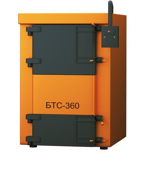 Піролізні Котли БТС 170-600 кВт.