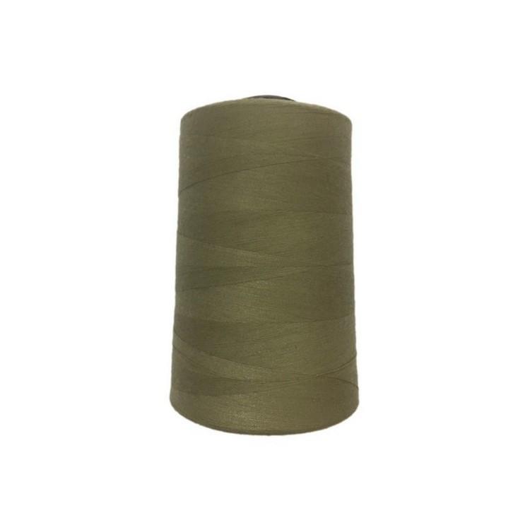 Нитки швейные 50/2 цв.S-885 бежевый темный (боб 5000 ярдов) NITEX