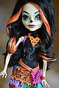 Кукла Monster High Скелита Калаверас (Skelita Calaveras) из серии Travel Scaris Монстр Хай, фото 9
