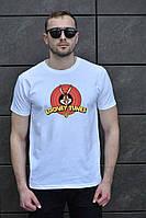Мужская футболка белая Looney Tunes