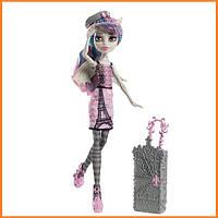 Кукла Monster High Рошель Гойл (Rochelle Goyle) из серии Travel Scaris Монстр Хай
