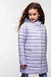 Демисезонная куртка для девочки Никса рост 110-116, Тм Nui very, фото 7