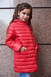 Демисезонная куртка для девочки Никса рост 110-116, Тм Nui very, фото 8
