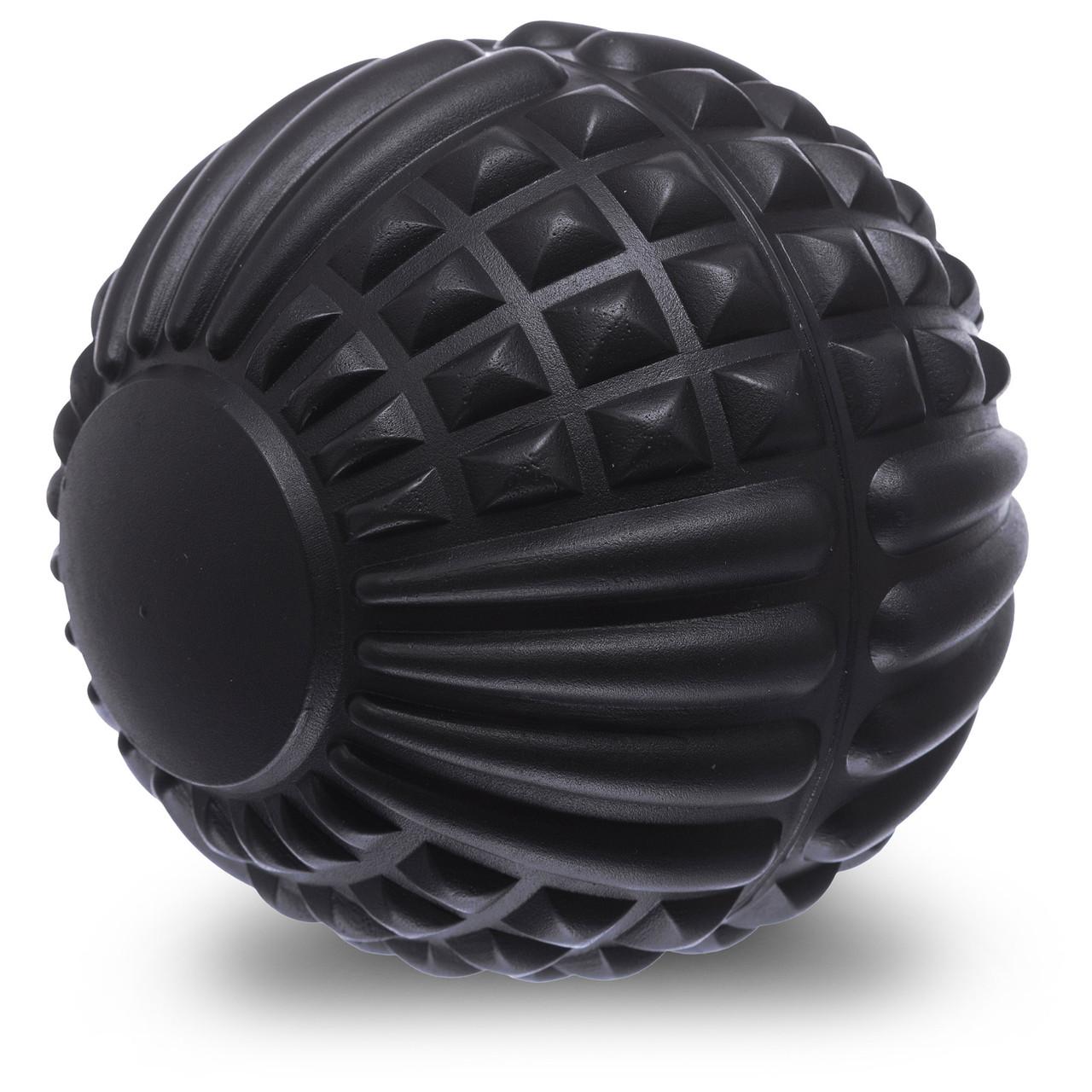 Мяч массажный Ball Rad Massage Roller 12 см термопластичная резина (FI-1687)