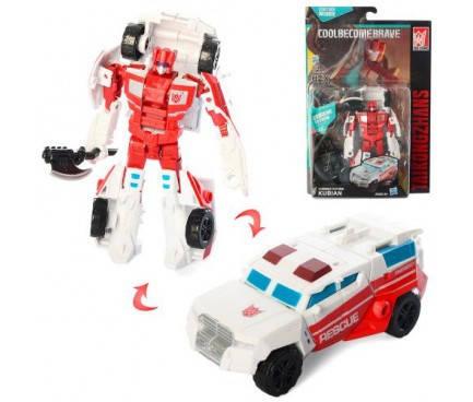 Трансформер, робот+машина, A104, фото 2