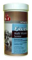 Витамины для пожилых собак 8in1 multi vitamin senior,  70 таб.