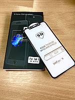 Защитные стекла 5D Full Glue iPhone X, Black